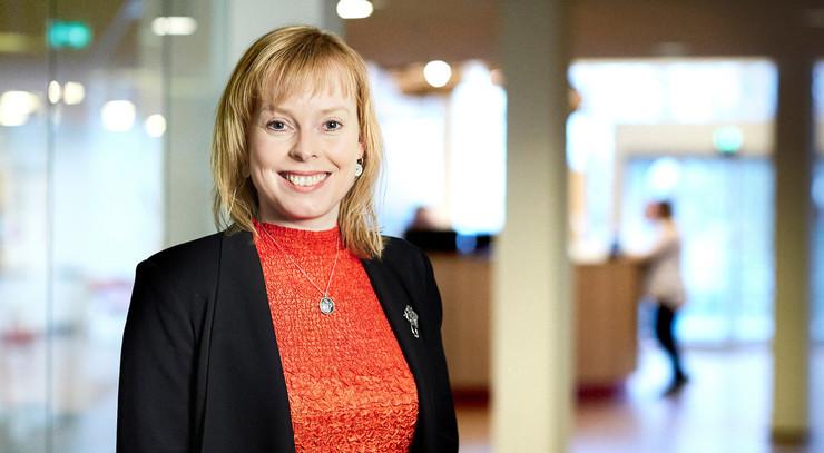 Kirkeminister Joy Mogensen
