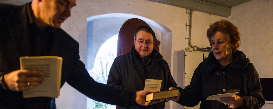 Liturgier til reformationsgudstjeneste