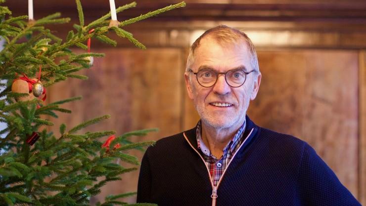 Museumsinspektør i Den Gamle By Jens Ingvordsen