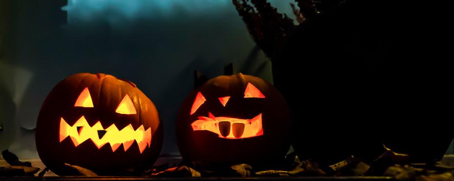 Halloween og allehelgen