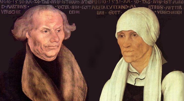 Hans Luther forpagtede en del af en kobbermine. Det skaffede penge til at sønnen Martin Luthers uddannelse. Til farens store ærgrelse, valgte Martin Luther jurastudierne fra efter få måneder