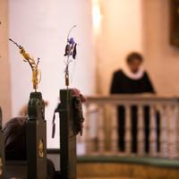 Fastelavn i kirke
