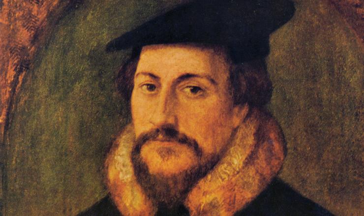 Den franske reformator Jean Calvin betragtede Bibelen som en lovbog for den kristnes liv og lære
