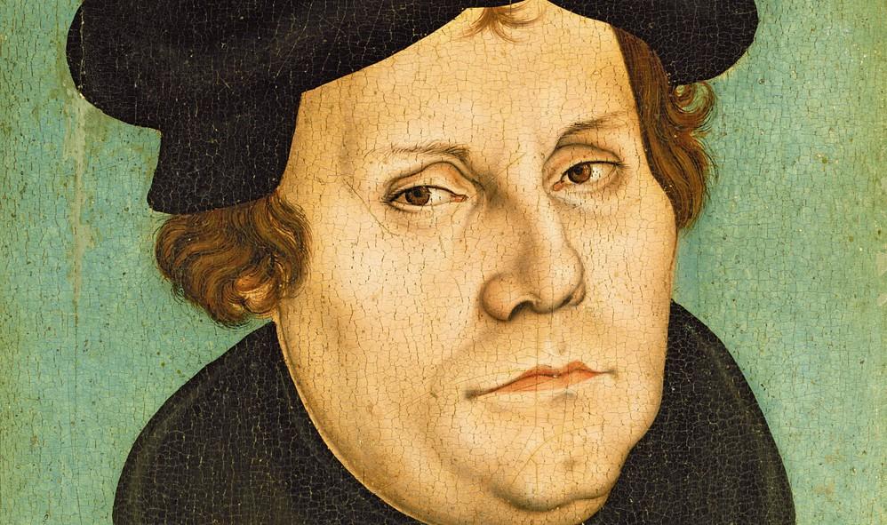 Reformationsdagen er 31. oktober, hvor Luther slog sine 95 teser op på kirkedøren i Wittenberg
