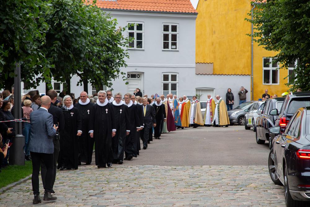 Præster og biskopper