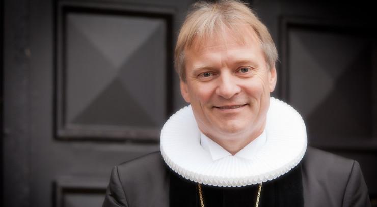 Henrik Stubkjær, biskop over Viborg prædikede ved Folketingets åbningsgudstjeneste