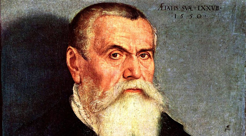 Næsten alle portrætter af Luther er malet af en fra Lucas Cranacs værksted
