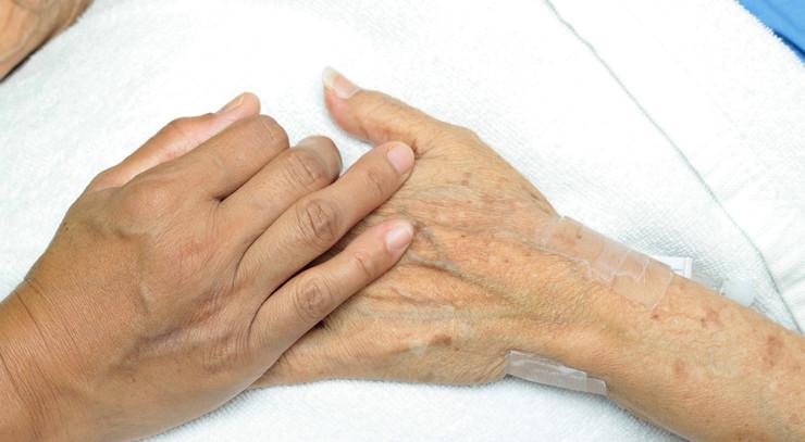 Nærvær i døden: Det vigtigste er at være der for den døende