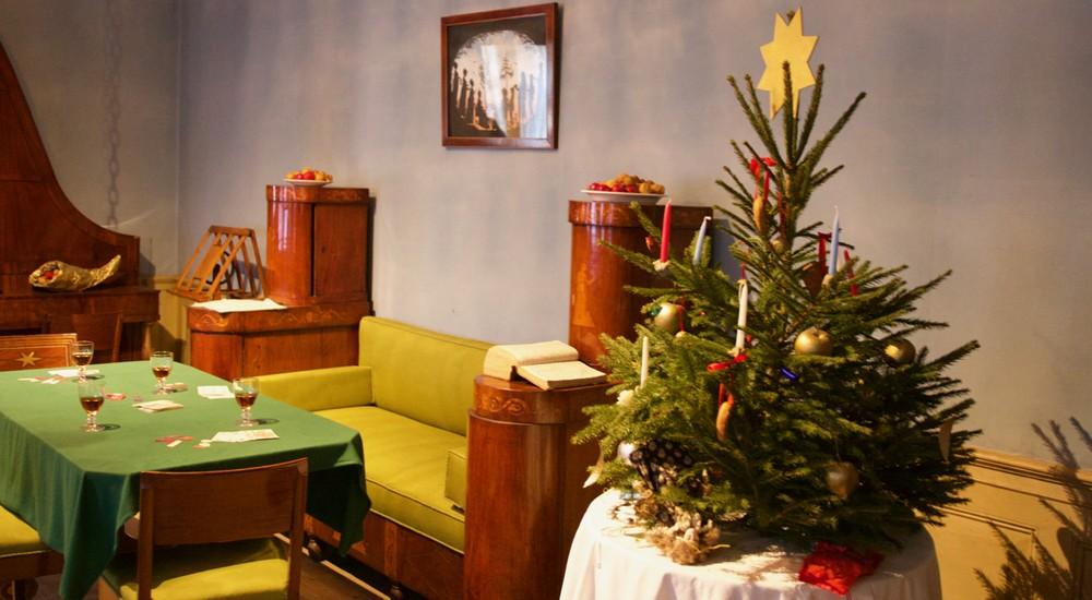Jul i Den Gamle by 1811