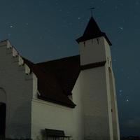Kirke om natten