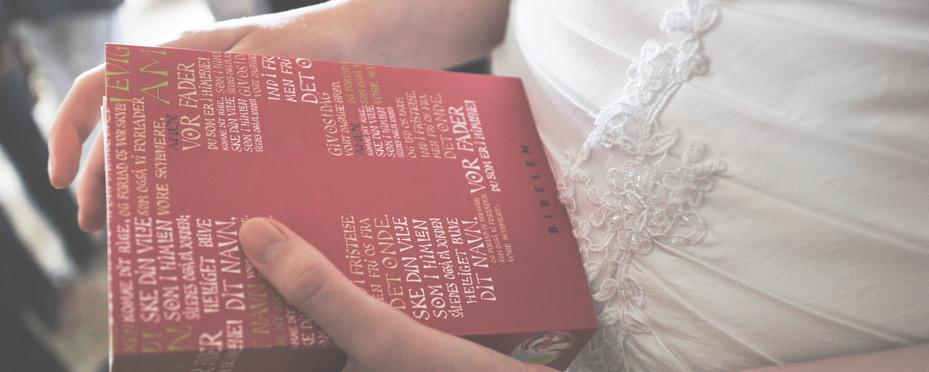 Bibelen er folkekirkens grundbog
