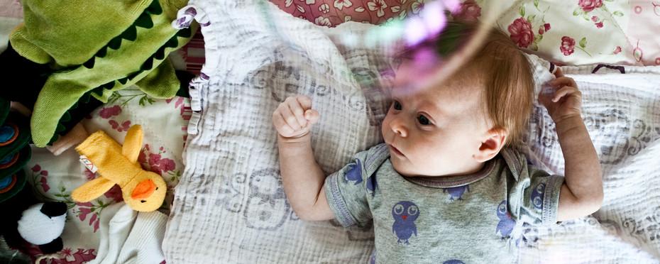 Et barn kan blive nøddøbt, hvis det er sygt eller i livsfare.