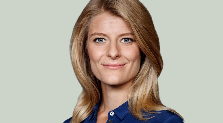 Tiltrædende kirke- og kulturminister Ane Halsboe-Jørgensen