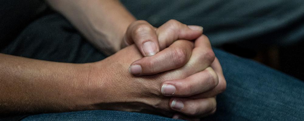 Sådan kan du bede - bøn folkekirken