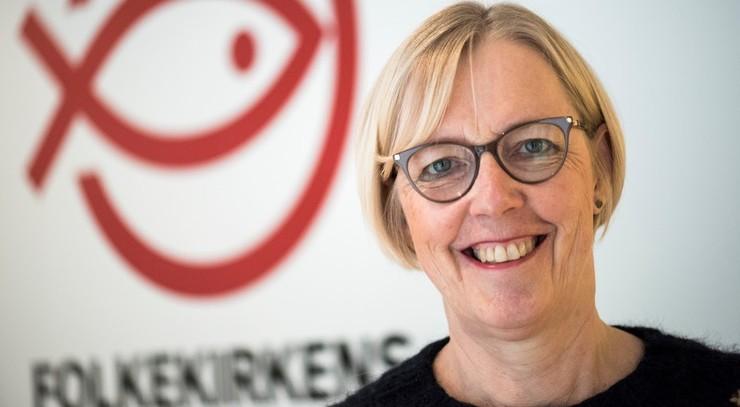 Birthe Juel Christensen, Folkekirkens Nødhjælp