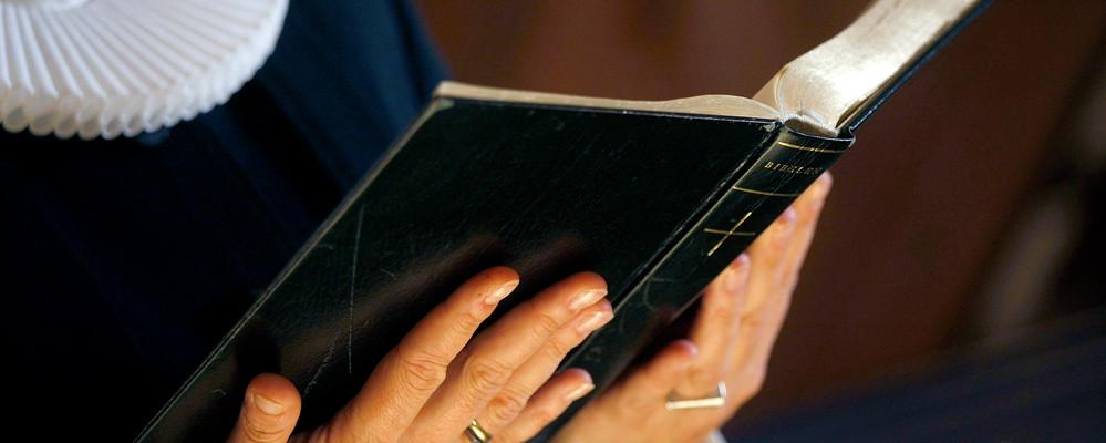 Bibelen rummer mange tekster, der kan trøste i en svær tid..