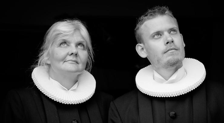 Leise og Lars Gustav ransager Herrens Veje