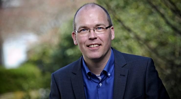 Poul Duedahl, historieprofessor