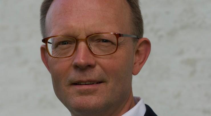 Hospicepræst Ole Raakjær