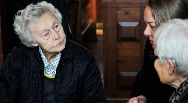 Ældremøder i folkekirken