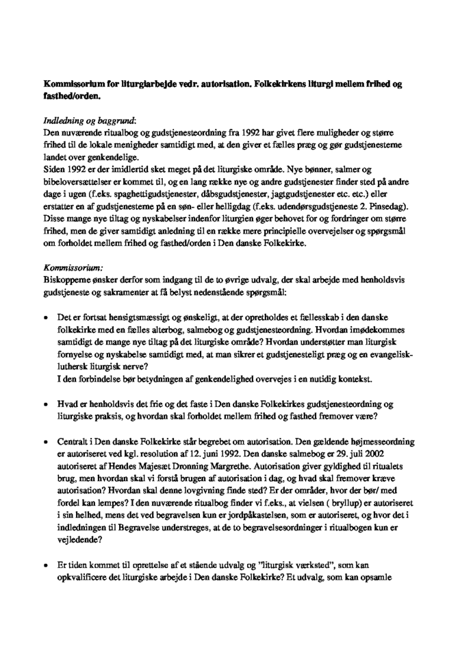 Kommissorium for liturgiarbejdsgruppe vedr. autorisation.pdf