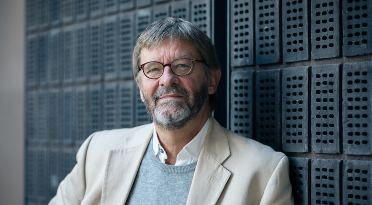 Professor emeritus Ove Kaj Pedersen