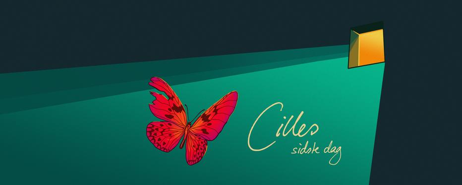 Podcastserien Cilles sidste dag