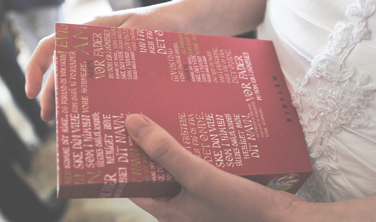 Bibelen er verdens mest læste bog