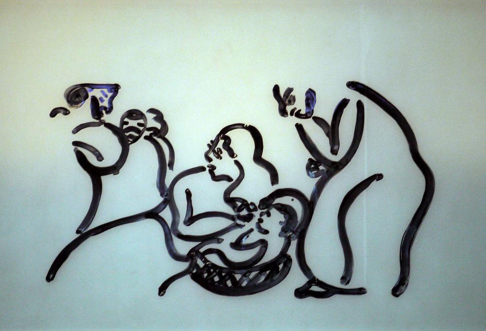 Hans Voigt Steffensen, 1994, Engholmkirken