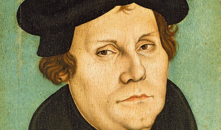 Martin Luther begyndte reformationen
