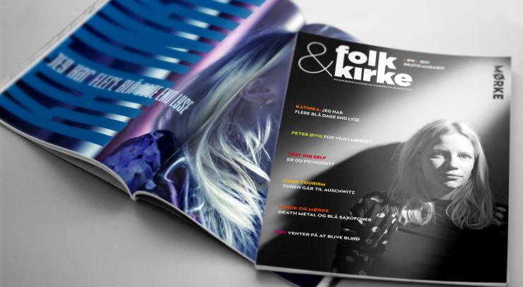 Folk&kirke magasin - Mørke