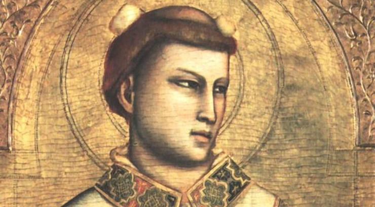 Sankt Stefan var den første, som blev slået ihjel på grund af sin kristne tro.