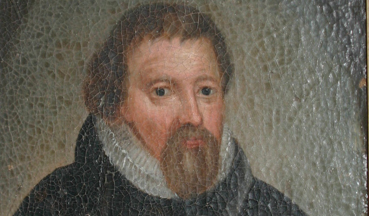 Johanittermunken Hans Tausen begyndte at prædike luthersk teologi i 1525 i Viborg