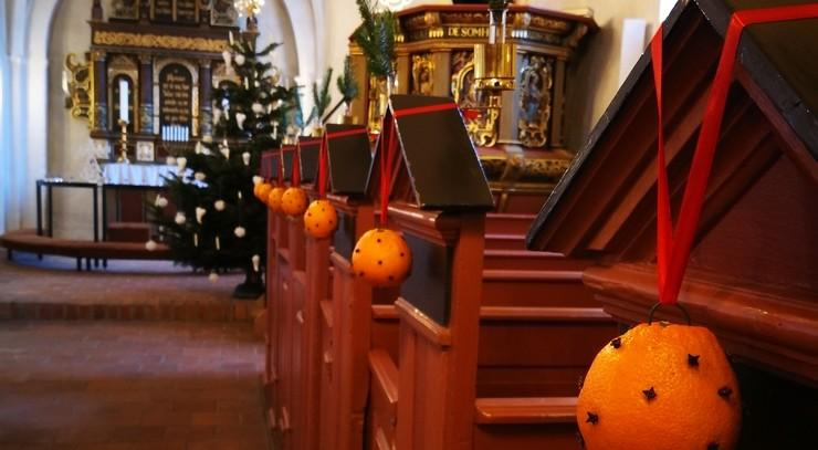 Kirker og corona. Julen 2020 bliver anderledes.