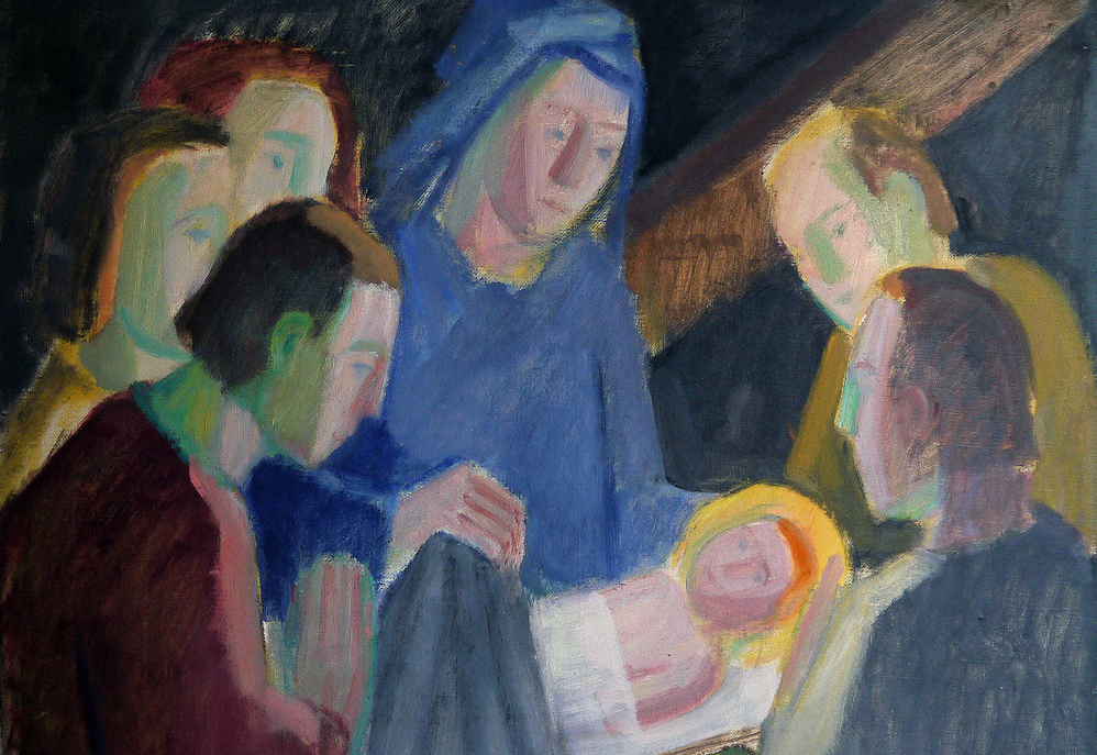 Ingolf Røjbæk, 1984, Messiaskirken
