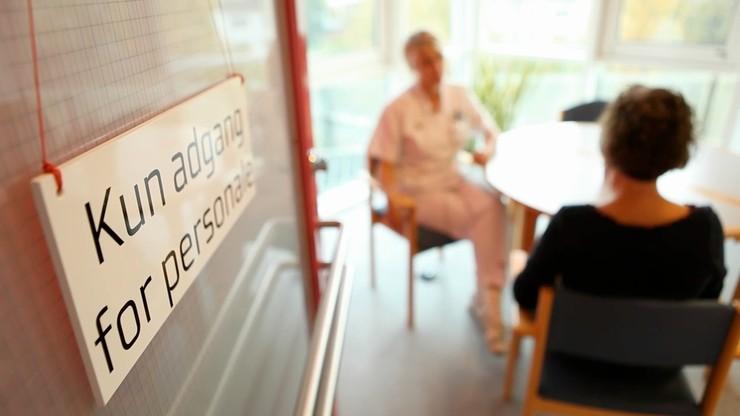 Hospitalspræst Grethe Jørgensen fortæller, at 'Eksistenslaboratoriet' minder læger og sygeplejersker om, hvad et øjebliks nærvær kan gøre.