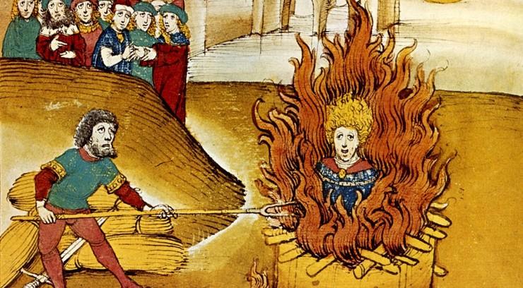 Jan Hus var forud for sin tid med kritik af den katolske kirke